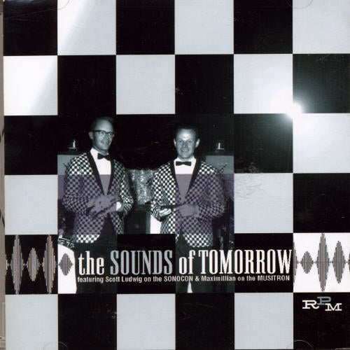 Various Artists - The Sounds of Tomorrow CD