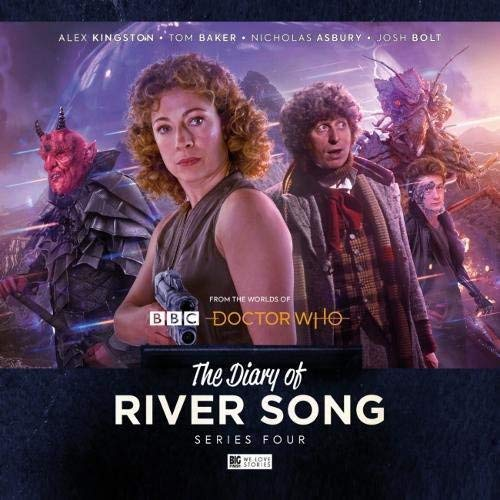 - Diary Of River Song - Series 4 CD
