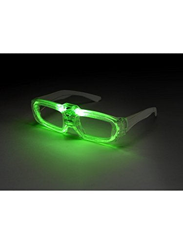 Light up Glasses, Assorted Colours, Sound Activation, 12