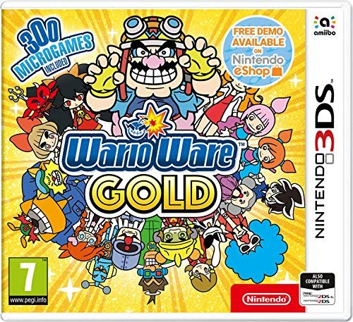 3DS - Warioware Gold /3DS GAME