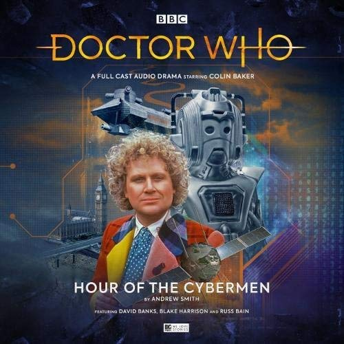 Andrew Smith - Doctor Who 240 - Hour Of The Cybermen CD