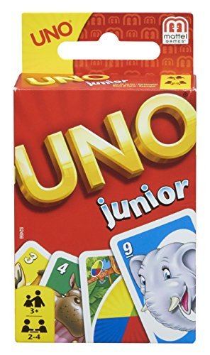 Board Ga - Uno Junior (52456) /Toys TOY
