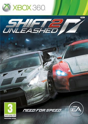 - Shift 2-Unleashed-Xbox 360 GAME