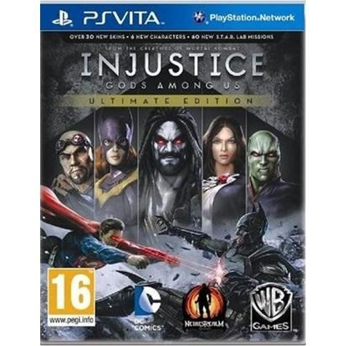 Vita - Injustice: Gods Among Us - Ultimate Edition /Vita GAME
