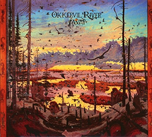 Okkervil River - Away CD