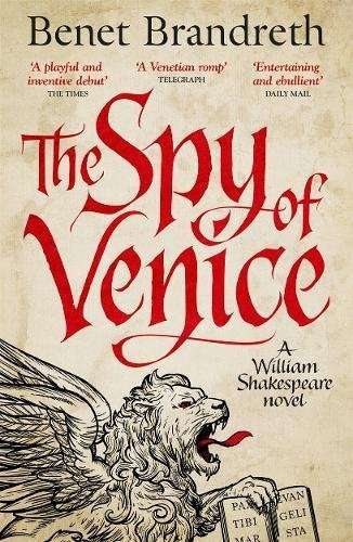 BRANDRETH,BENE - THE SPY OF VENICE BOOK