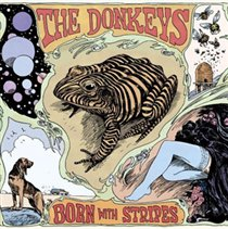 The Donkeys - Born With Stripes CD
