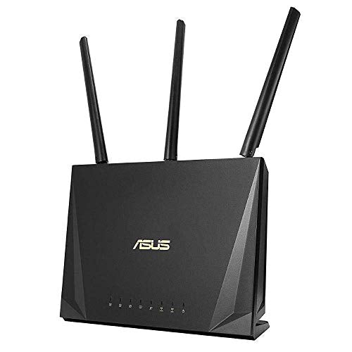 - Asus Rt-Ac85P - Wireless Router - 4-Port Switch - Gige - 802.11A/B/G/N/Ac - Dual Band