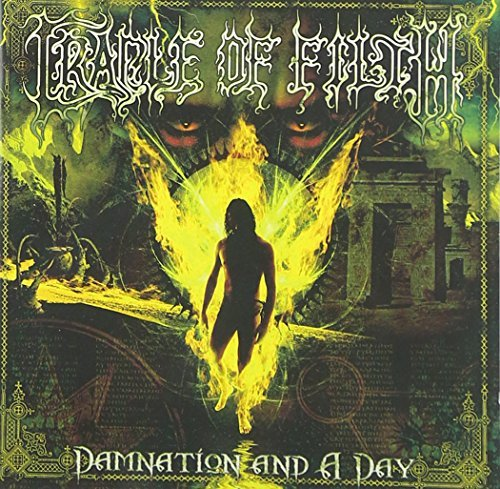 Cradle of Filth - Cradle Of Filth - Damnation & A Day CD