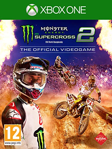 Microsoft Xbox One - MONSTER ENERGY SUPERCROSS 2 GAME