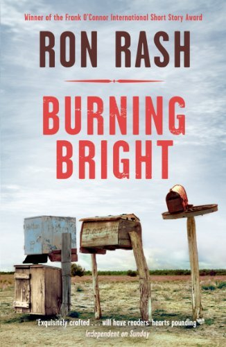 RASH,RON - BURNING BRIGHT BOOK
