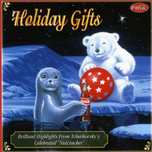 - Holiday Gifts: Celebrating With Coca-Cola CD