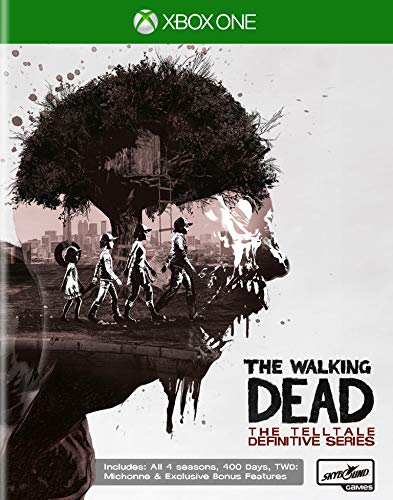 Xbox One - The Walking Dead - The Telltale Definitive Series (Seasons 1 - 4) /Xbox One GAME