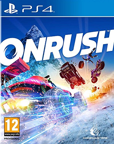 Ps4 - Onrush Day One Edition [Bn] (Ps4) GAME