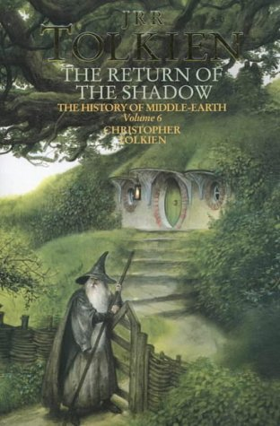 J. R. R. Tolkien - The Return of the Shadow (Paperback )