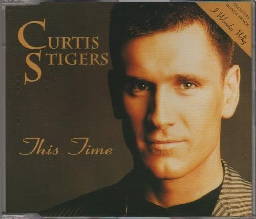 - Curtis Stigers-This Time -Cds- CD