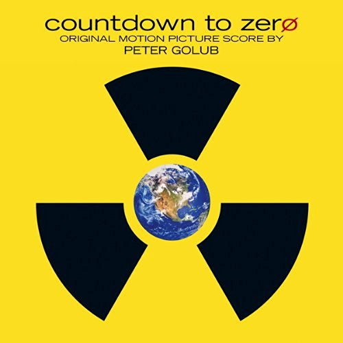 PETER GOLUB - COUNTDOWN TO ZERO / O.S.T. CD