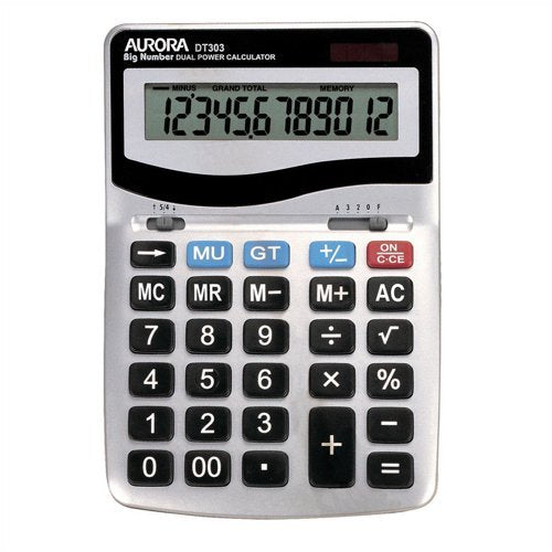 - Aurora Deskop Calculator DT303