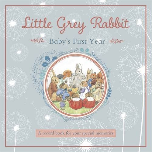 - LITTLE GREY RABBIT - BABY`S FIRST BOOKH