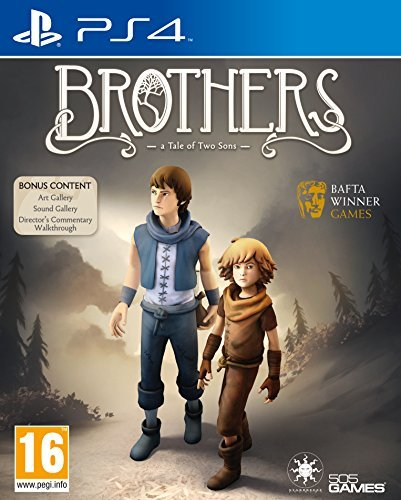 Playstation 4 - BROTHERS A TALE OF TWO SONS GAME