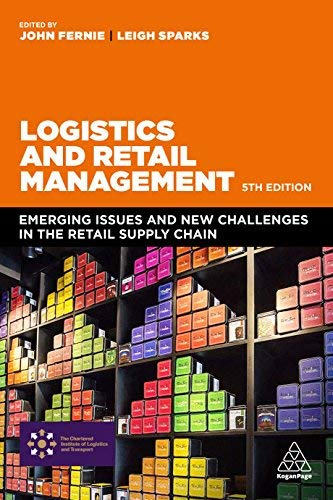 FERNIE JOHN,SP - LOGISTICS AND RETAIL MANAGEMENT BOOK