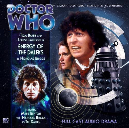 Briggs, Nicholas - Energy Of The Daleks CD