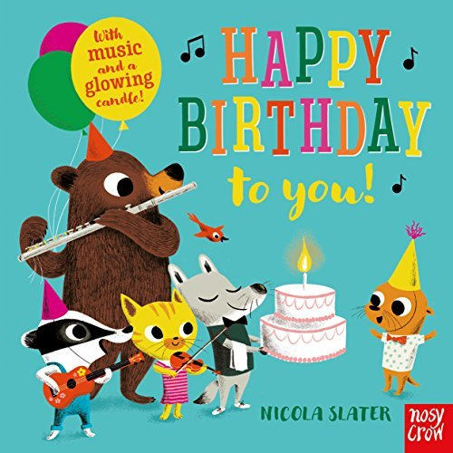 SLATER,NICOLA - HAPPY BIRTHDAY TO YOU! BOOKH
