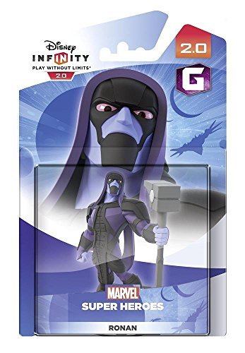 Toys - Disney Infinity 2.0 Character - Ronan /Video Game Toy GAME