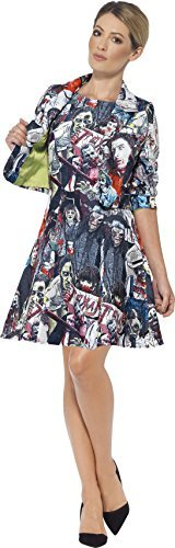 Zombie Suit, with Dress & Jacket -  (Size: UK Dress 12-14)