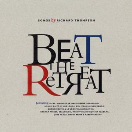 Various Artists - Beat the Retreat: Songs By Richard Thompson CD