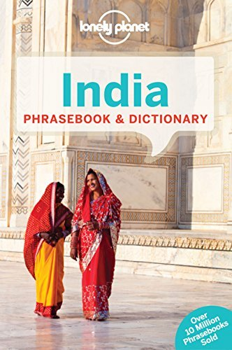 - INDIA PHRASEBOOK & DICTIONARY 2 BOOK