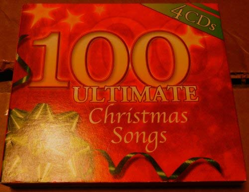 - 100 Ultimate Christmas Songs -4Cd CD