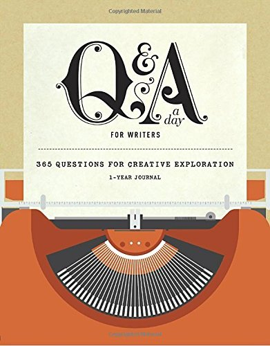 POTTER - Q&A A DAY FOR WRITERS