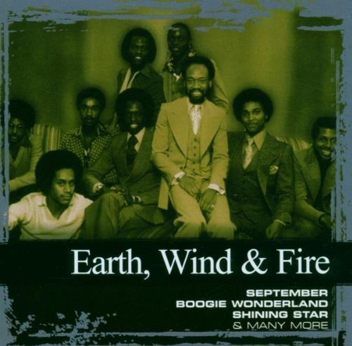 EARTH WIND and FIRE - Collections CD