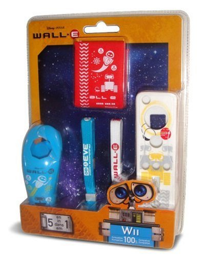 - Indeca Wall-E Wii Combination Kit (Wii)