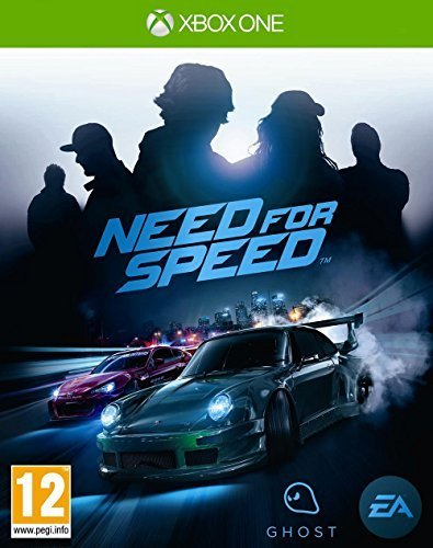 - Need For Speed 2015 - Xbox One -