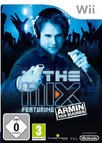 Nintendo Wii/PAL - In The Mix - Featuring Armin Van Buuren GAME