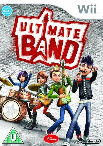Wii - Ultimate Band /Wii GAME