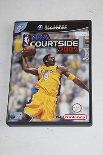 - NBA Courtside 2002 - GAME