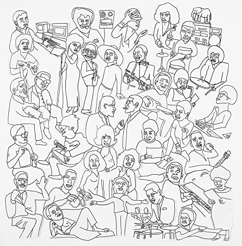 Romare - Projections CD