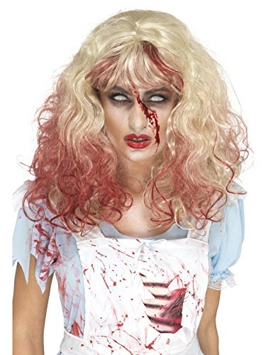 - Zombie Bloody Alice Wig, Blonde