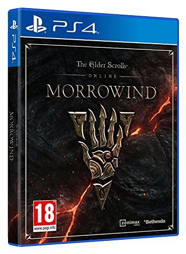 PS4 - The Elder Scrolls Online: Morrowind /PS4 GAME