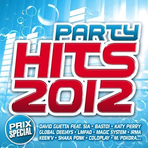 Various [EMI Music] - Party Hits 2012 CD