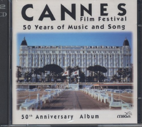 Ost - Cannes Film Festival-50 Annive CD