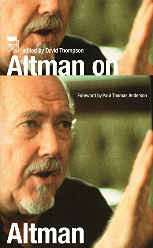 THOMPSON D - ALTMAN ON ALTMAN BOOK