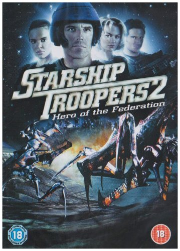 Starship Troopers 2 - Hero of the Federation - Richard Burgi, Colleen Porch DVD