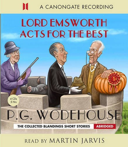 WODEHOUSE,P.G. - LORD EMSWORTH ACTS F (AUDIO BOOK) CD