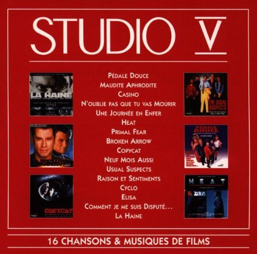 Studio V - Various Artists CD