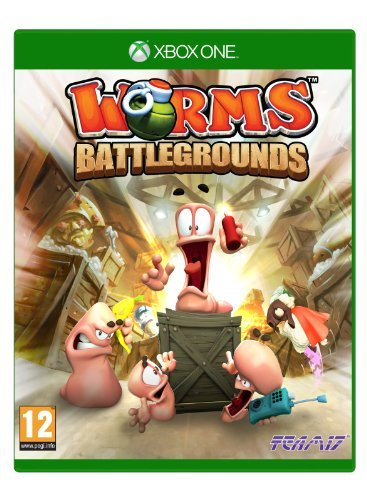 Microsoft Xbox One - WORMS BATTLEGROUNDS GAME