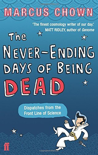 CHOWN M - NEVER-ENDING DAYS OF BEING DEAD BOOK
